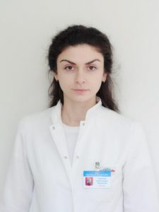Акопова Александра Леоновна