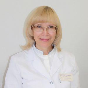 Лариса Дмитриевна Блюменталь